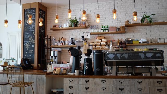 Kassensysteme Gastronomie - Café